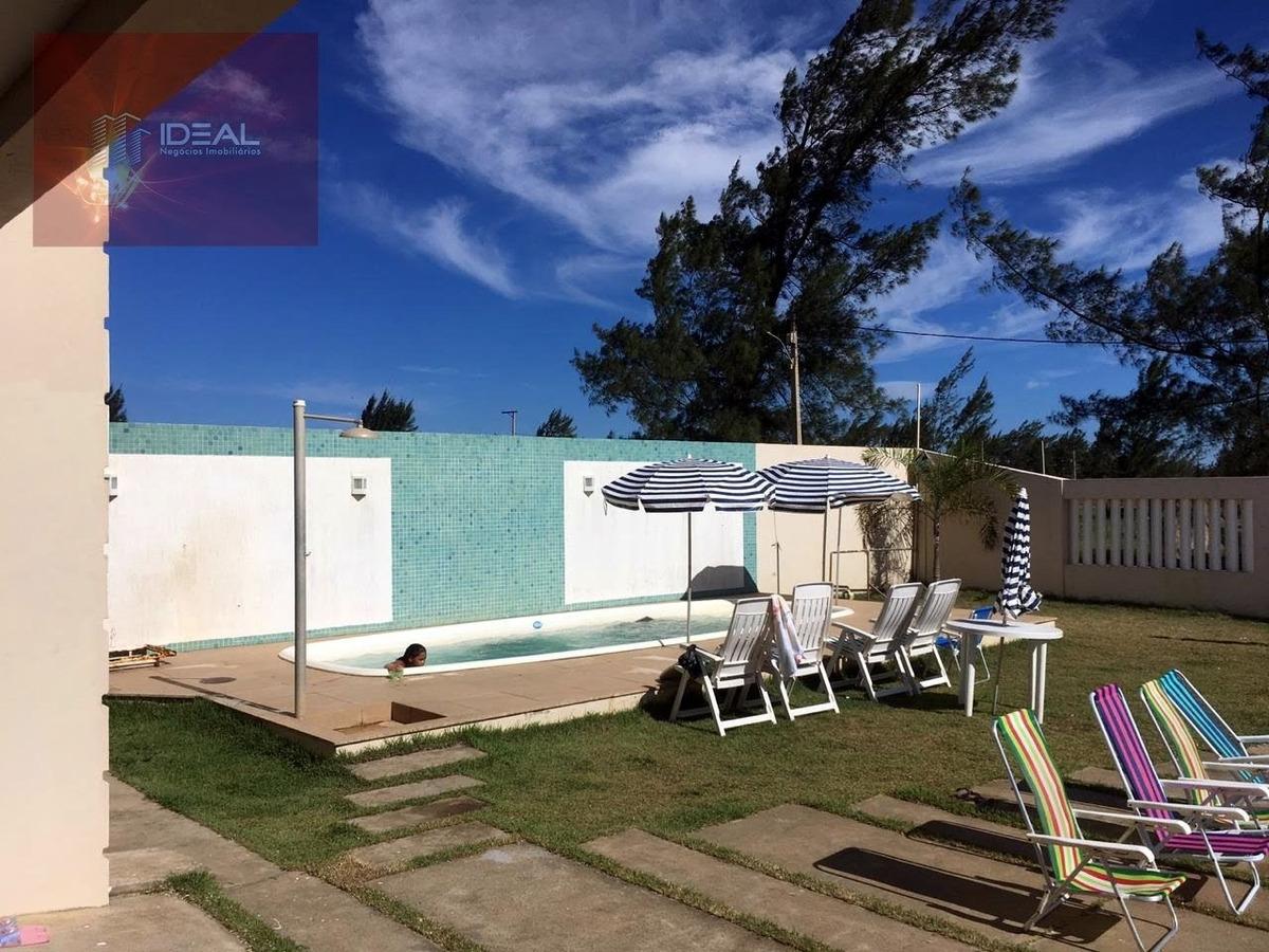 casa duplex em chapéu do sol  -  são joão da barra - 8698
