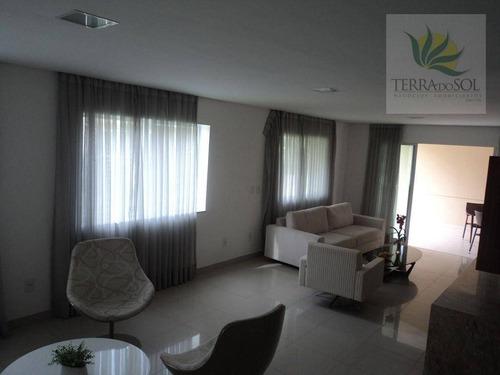 casa duplex em condomínio com lazer completo - ca0168