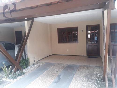 casa duplex em condomínio fechado para locação no cambeba !!!!! - ca2935