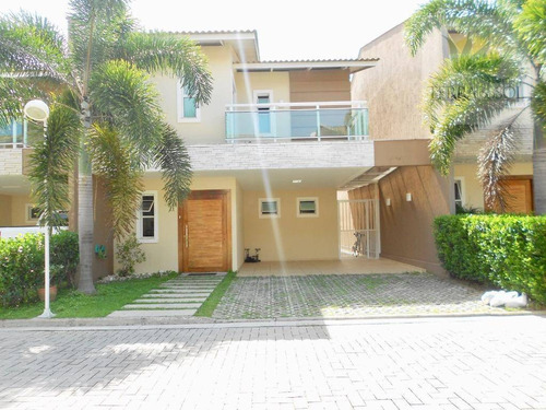 casa duplex em condomínio no eusébio - ca0755