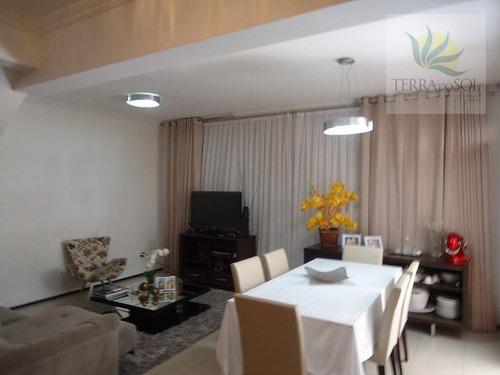 casa duplex em condomínio no lago jacareí - ca0579