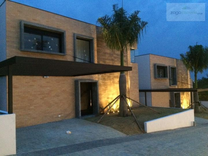 casa duplex em condomínio - nobre localização   ca-264