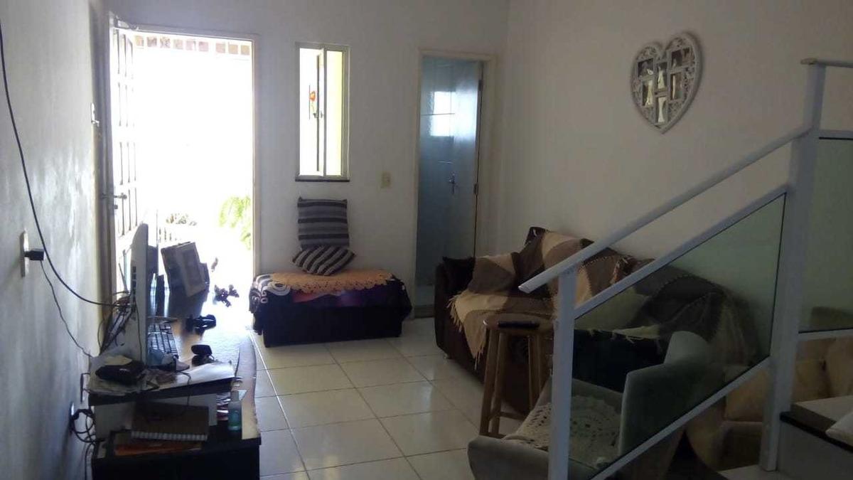 casa duplex em local privilegiado para família
