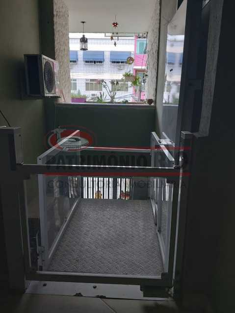 casa duplex em vista alegre - paca40163