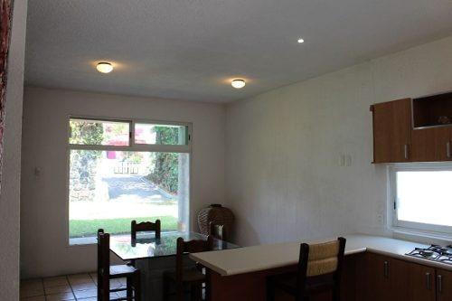 casa dúplex en el edén / jiutepec - vem-668-cc