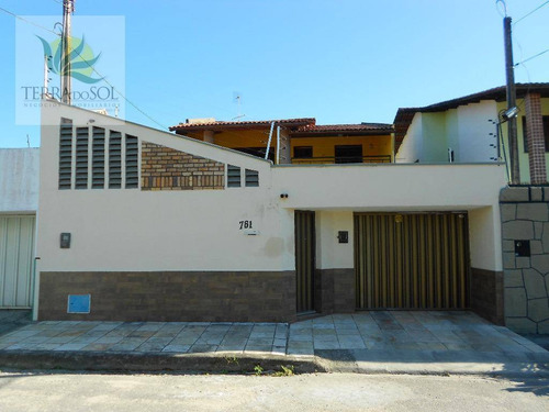 casa duplex na av. dr. joaquim frota. - ca0797