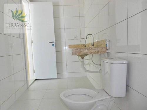 casa duplex no em condomínio no eusébio - ca0778