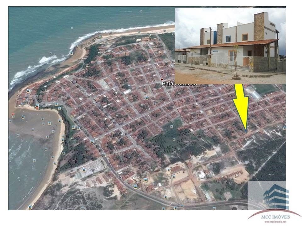 casa duplex nova a venda em baía formosa