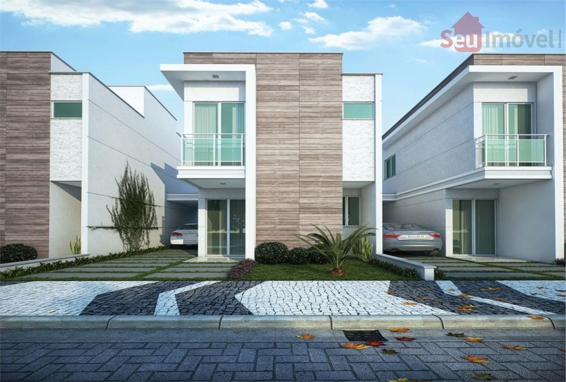 casa duplex residencial à venda, coaçu, eusébio. - ca0102