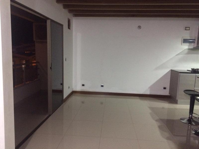 casa duplex tercer y cuarto piso terminado en mezanin