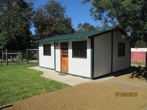 casa economica, cabana, galpon de jardin