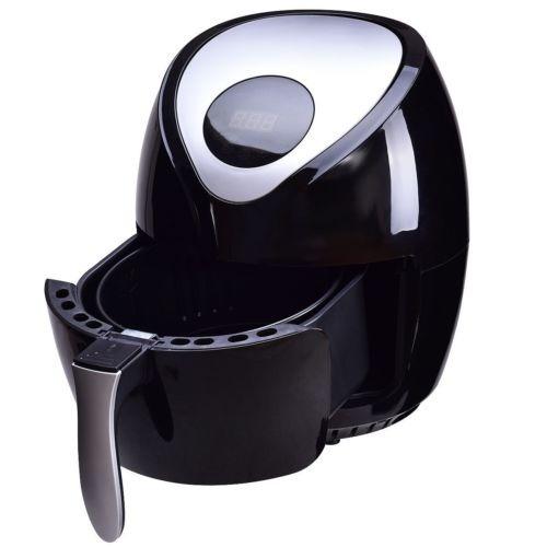 casa eléctrica 1400w aire freidora sin aceite baja grasa