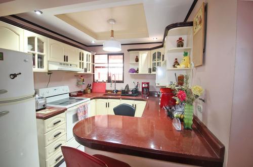 casa elegante en residencial, santo domingo de heredia (nhp-