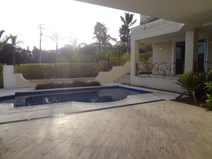 casa em alphaville, santana de parnaíba/sp de 1030m² 5 quartos para locação r$ 35.000,00/mes - ca368676