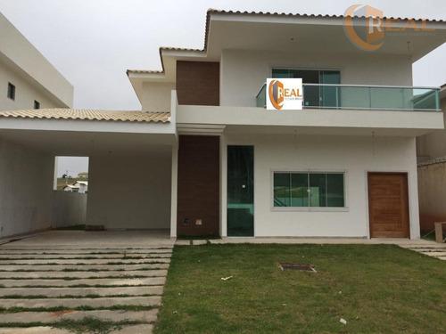 casa em alto padrão com 04 suítes - vale dos cristais v - ca0075