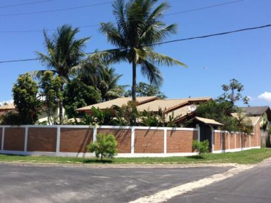casa em amplo terreno-perto do mar-perto do shopping-jd.britãni - 256