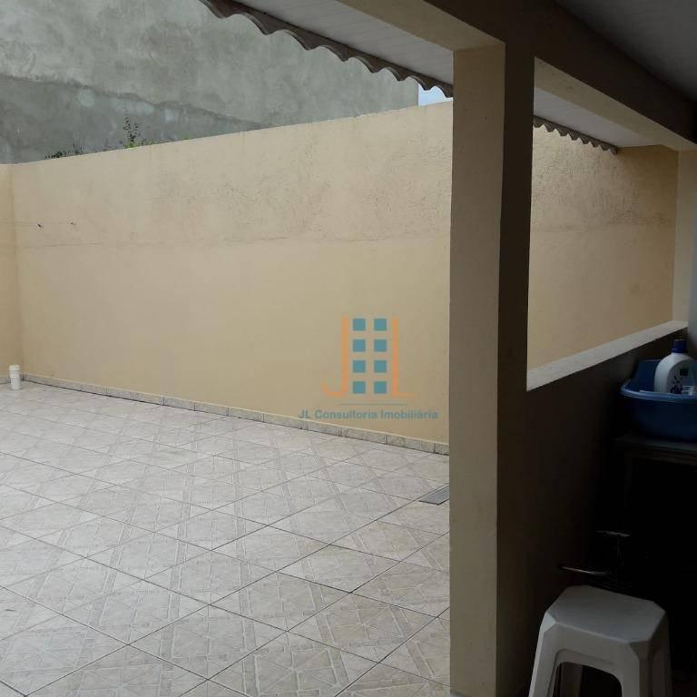 casa em araucária, 2 quartos, amplo terreno - ca0316