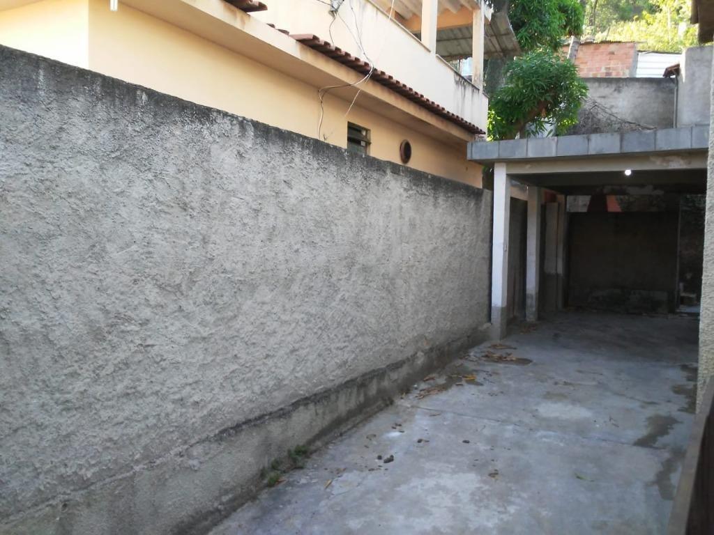 casa em barro vermelho, são gonçalo/rj de 131m² 2 quartos à venda por r$ 180.000,00 - ca332724