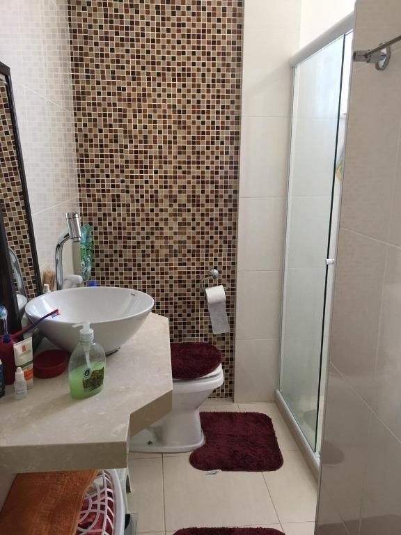 casa em barro vermelho, são gonçalo/rj de 78m² 2 quartos à venda por r$ 230.000,00 - ca213333