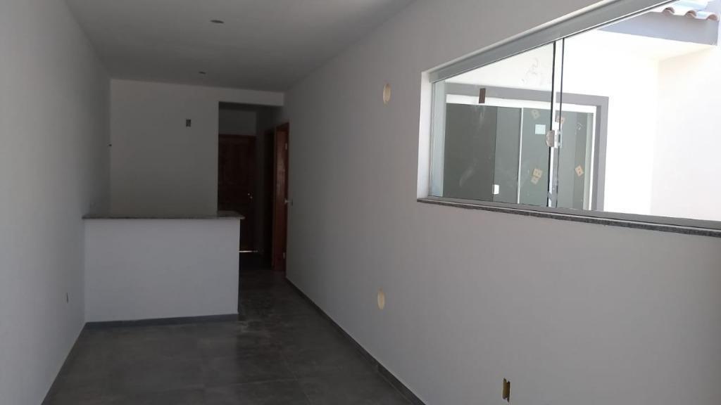 casa em bela vista, palhoça/sc de 56m² 2 quartos à venda por r$ 153.000,00 - ca378655