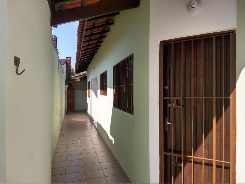 casa em belas artes, itanhaém/sp de 64m² 2 quartos à venda por r$ 230.000,00 - ca585873
