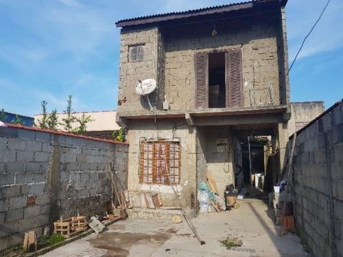 casa em boa localização, itanhaém-sp, balneário gaivota!!!