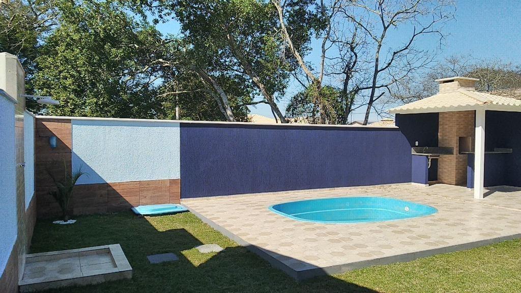 casa em cajueiros (itaipuaçu), maricá/rj de 140m² 3 quartos à venda por r$ 449.000,00 - ca273578