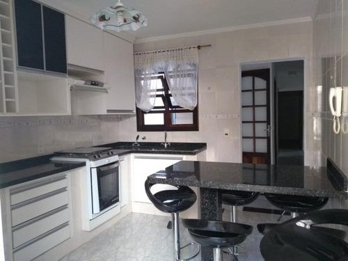 casa em camilópolis, santo andré/sp de 107m² 3 quartos à venda por r$ 470.000,00 - ca140247