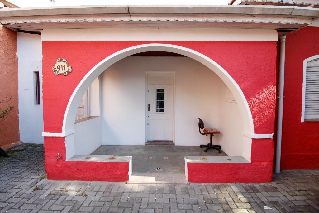 casa em campo belo, são paulo/sp de 75m² para locação r$ 2.500,00/mes - ca255087