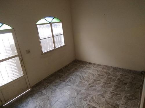 casa em campo grande, rio de janeiro/rj de 55m² 2 quartos para locação r$ 750,00/mes - ca194807