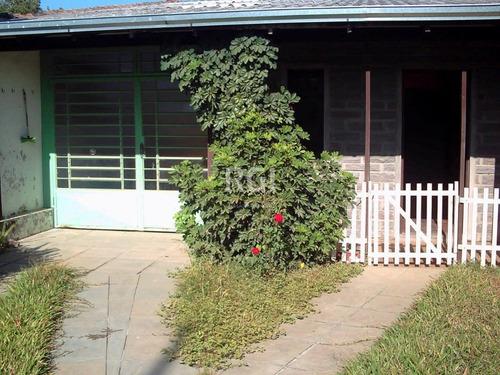 casa em campo novo com 2 dormitórios - bt8065