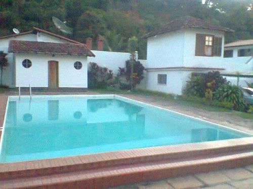 casa em centro , areal/rj de 300m² 7 quartos à venda por r$ 1.000.000,00 - ca15656