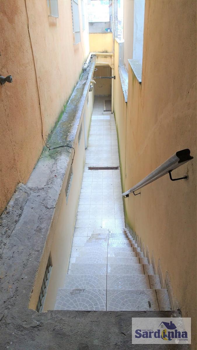 casa em chácara agrindus  -  taboão da serra - 1597