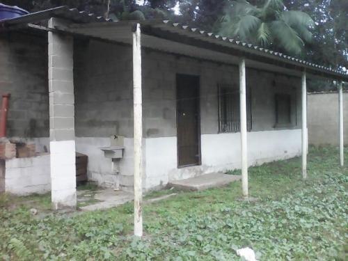 casa em chácara no parque real, itanhaém-sp, litoral sul
