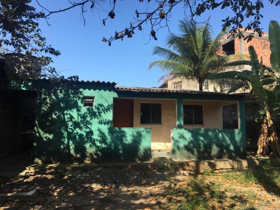 casa em chácaras rio-petrópolis, duque de caxias/rj de 80m² 1 quartos para locação r$ 650,00/mes - ca322575