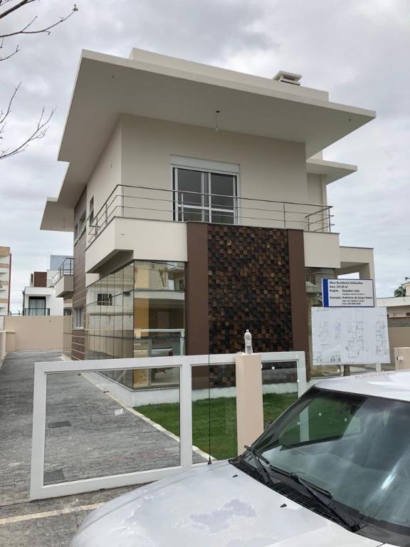 casa em cidade universitária pedra branca, palhoça/sc de 360m² 4 quartos à venda por r$ 1.150.000,00 - ca324962