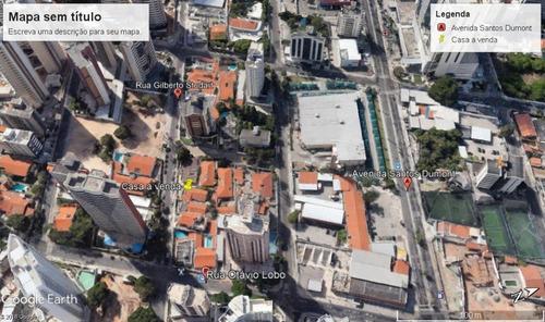 casa em cocó, fortaleza/ce de 187m² 3 quartos à venda por r$ 950.000,00 - ca256347