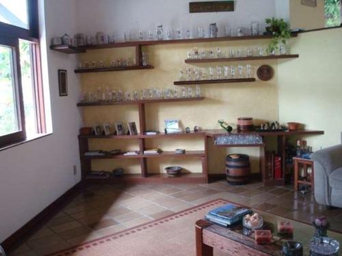 casa em condomínio 3 suítes 410m2 em piatã - hei069 - 4494112