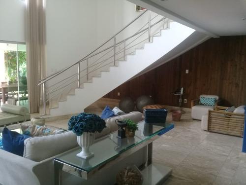 casa em condomínio 4 quartos suítes 666m2 no horto florestal - lit178 - 34381115