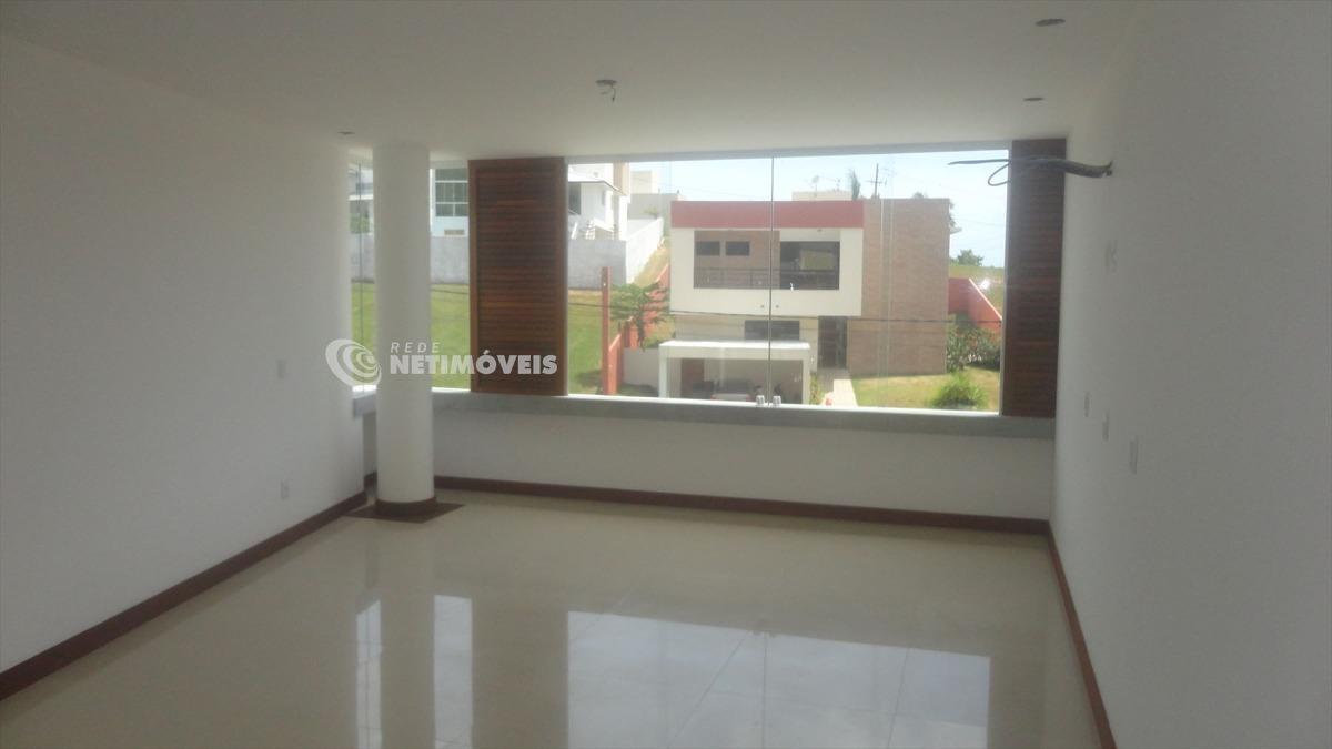 casa em condomínio 4/4, estrada do coco, abrantes. 604995