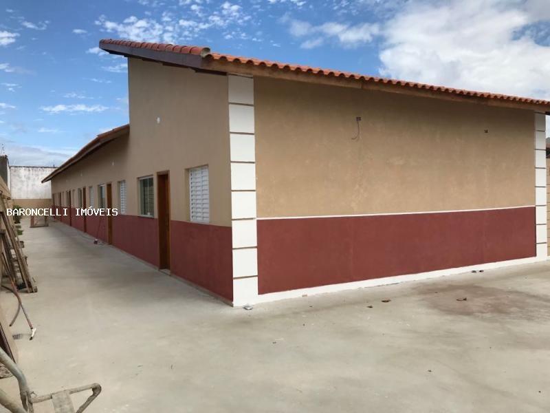 casa em condomínio a venda em itanhaém, cibratel ii, 2 dormitórios, 1 suíte, 2 banheiros, 1 vaga - rb 0561