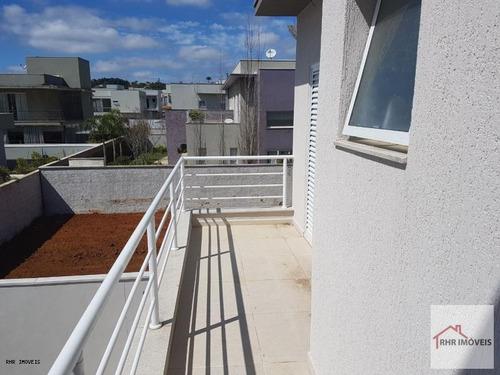 casa em condomínio a venda em mogi das cruzes, botujuru, 3 dormitórios, 1 suíte, 4 banheiros, 4 vagas - 151