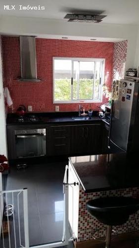 casa em condomínio a venda em mogi das cruzes, jardim são pedro, 3 dormitórios, 1 suíte, 2 banheiros, 2 vagas - 1164