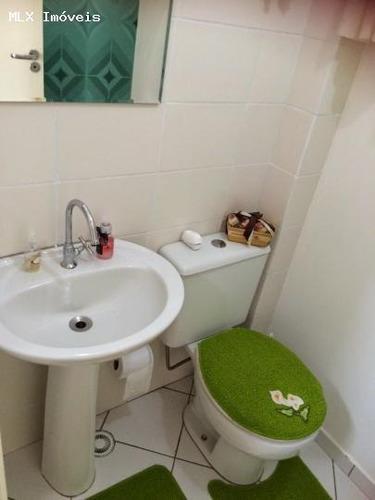 casa em condomínio a venda em mogi das cruzes, vila caputera, 2 dormitórios, 2 banheiros, 2 vagas - 640