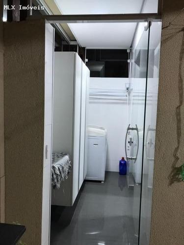 casa em condomínio a venda em mogi das cruzes, vila oliveira, 3 dormitórios, 1 suíte, 3 banheiros, 2 vagas - 1252