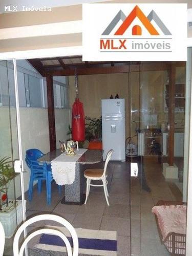 casa em condomínio a venda em mogi das cruzes, vila oliveira, 3 dormitórios, 1 suíte, 3 banheiros, 2 vagas - 229