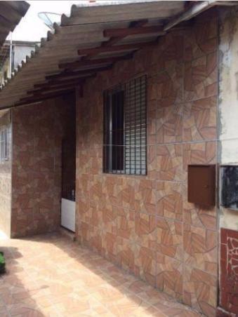 casa em condomínio a venda em praia grande, caiçara, 1 dormitório, 1 banheiro - ca9764