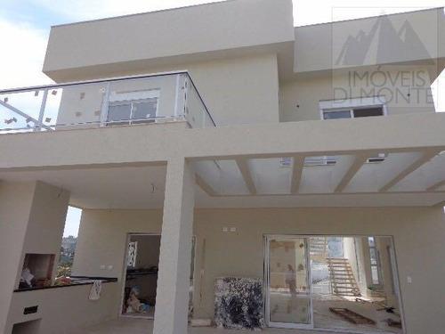 casa em condomínio a venda em são paulo, cotia, 4 dormitórios, 4 suítes, 6 banheiros, 6 vagas - 272