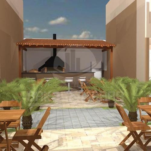 casa em condomínio a venda em são paulo, pirituba, 2 dormitórios, 2 vagas - 668709