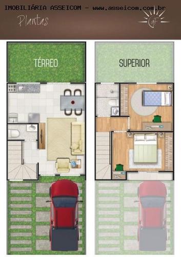 casa em condomínio a venda em suzano, chacara faggion, 2 dormitórios, 10 suítes, 2 banheiros, 2 vagas - 403